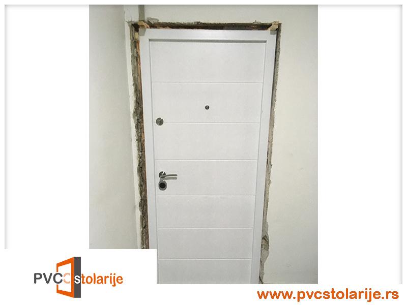 Sigurnosna vrata - PVC stolarije tim