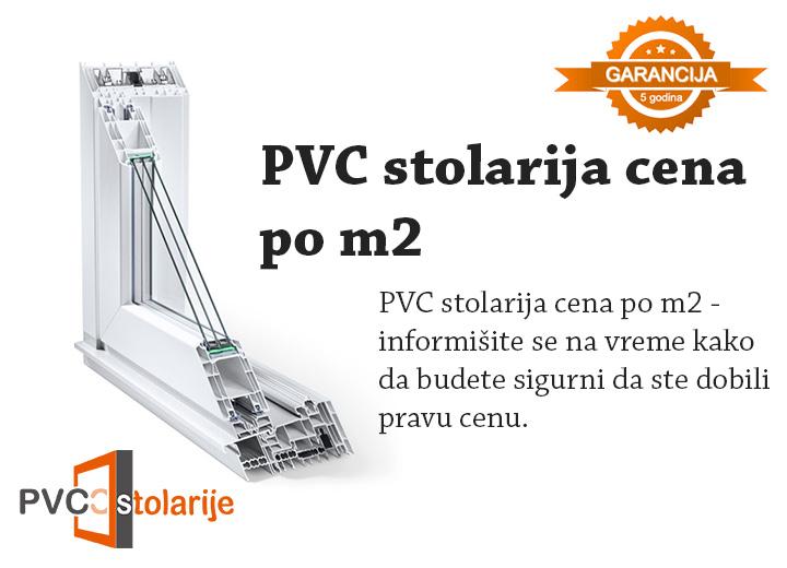 PVC stolarija cena po m2 - PVC stolarije Tim