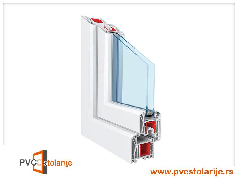 KBE 70 6 komora - ponuda PVC stolarije - PVC Stolarije Tim