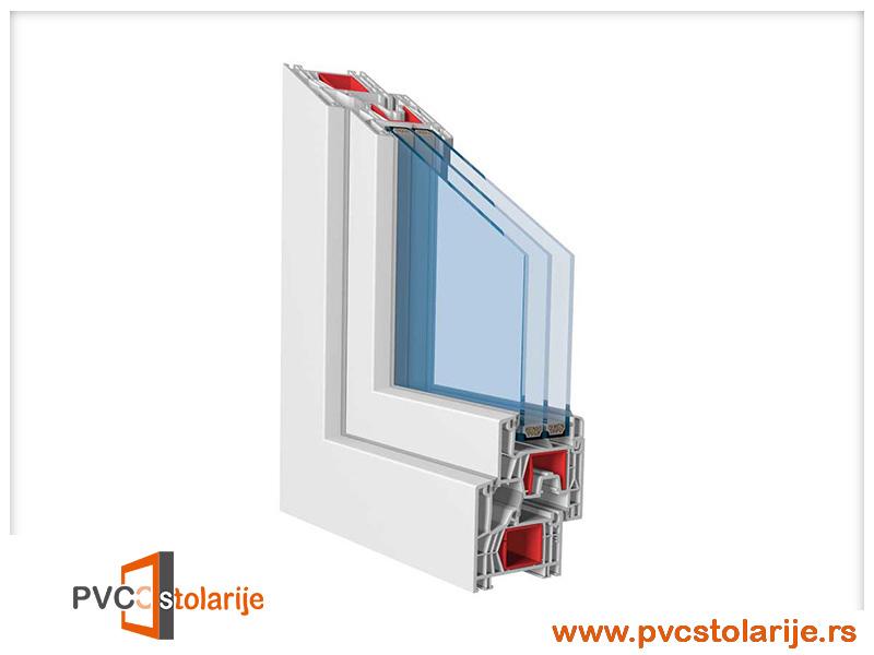 KOMMERLING 70 6 komora - ponuda PVC stolarije - PVC Stolarije Tim