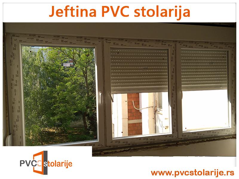 Jeftina PVC stolarija - PVC Stolarije Tim