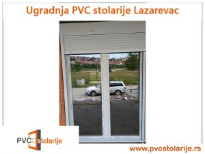 Ugradnja PVC stolarije Lazarevac - PVC Stolarije Tim