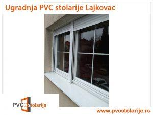 Ugradnja PVC stolarije Lajkovac - PVC Stolarije Tim