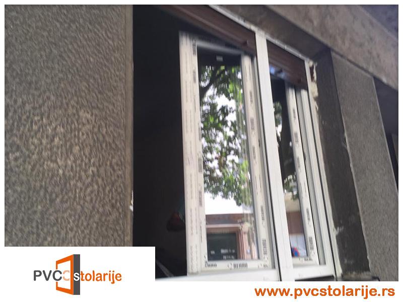 Zamena prozora Vračar - PVC Stolarije Tim