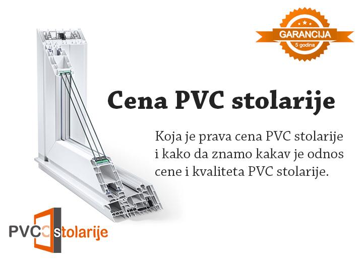 Cena PVC stolarije - PVC stolarije Tim