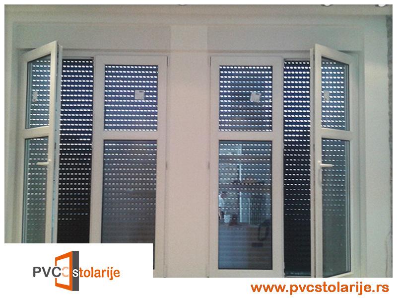 PVC stolarija sa roletnama – PVC Stolarije Tim