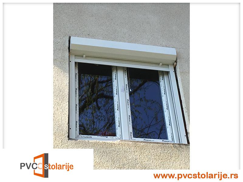 PVC stolarija sa roletnama - PVC Stolarije Tim