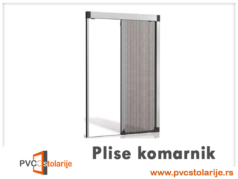 Plise komarnici - komarnik - PVC Stolarije Tim