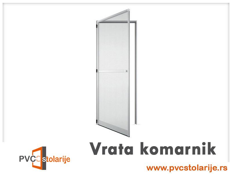 Vrata komarnici – komarnik – PVC Stolarije Tim