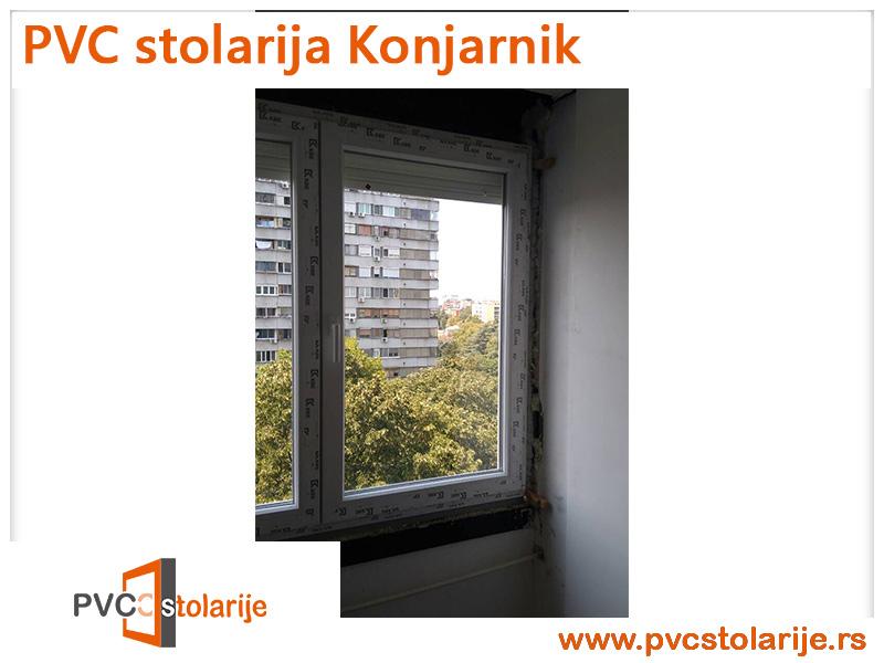 PVC stolarija Konjarnik - PVC Stolarije Tim