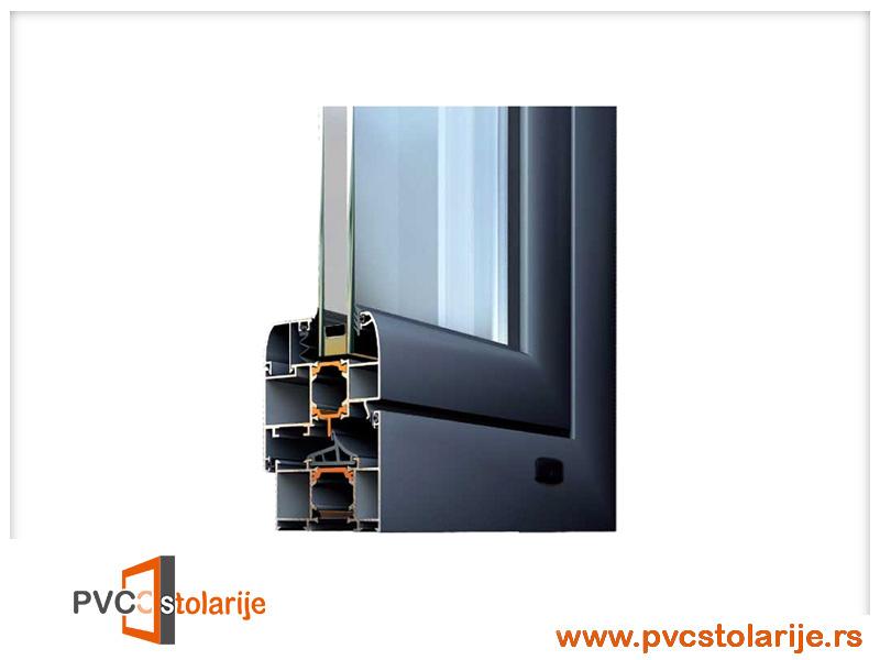 ALU vrata - ponuda PVC stolarije - PVC Stolarije Tim