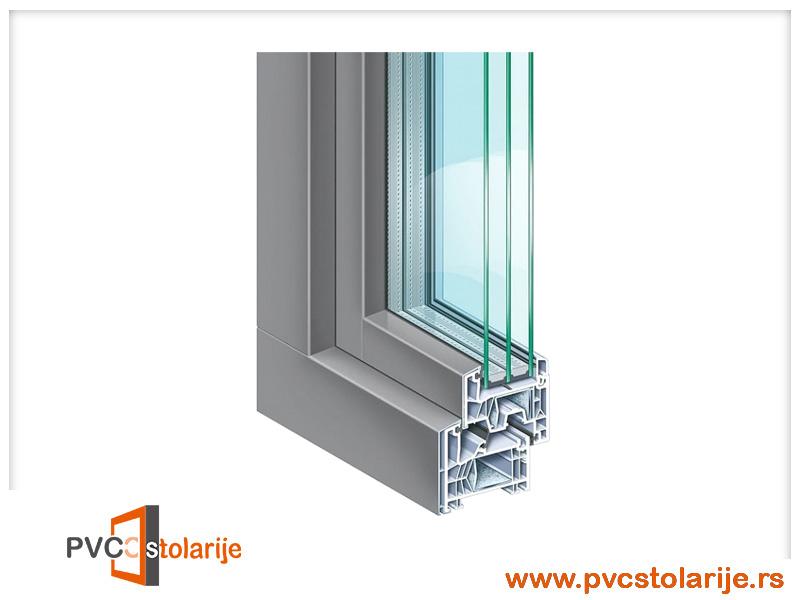 KOMMERLING ALU-CLIP - PVC Stolarije Tim