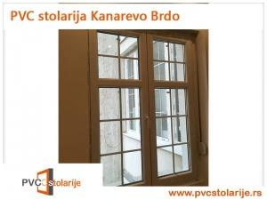 PVC stolarija Kanarevo Brdo - PVC Stolarije Tim