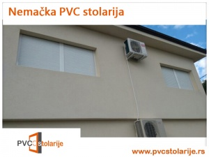 Nemačka PVC stolarija - PVC stolarije Tim