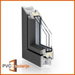 Kommerling PVC stolarija premijum kvaliteta