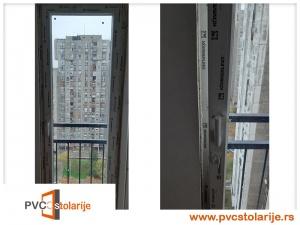 Montaža PVC stolarije iz našeg Standard Sistema