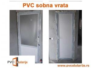 PVC sobna vrata