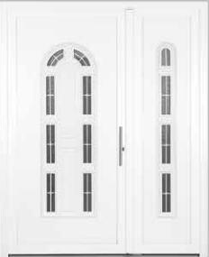 Oznaka vrata:  HR-8BL+PP-HR-8BL